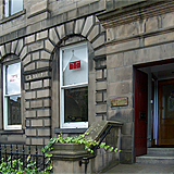 The Tracing UK office in Edinburgh